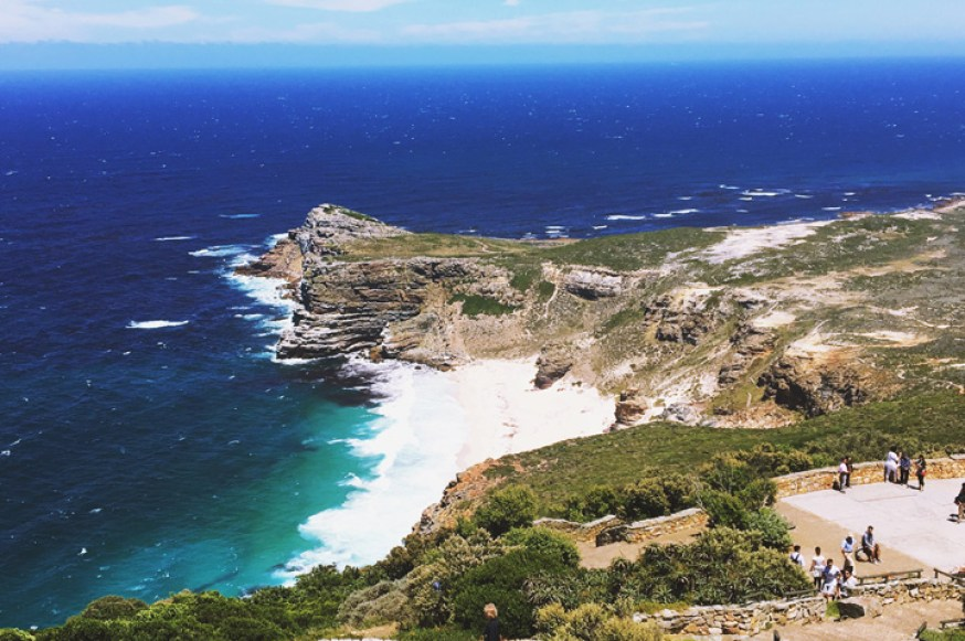 Cape of Good Hope, Cape Town, South Africa. Frances Tao
