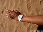 Chanel in the Sahara Desert (Morocco)