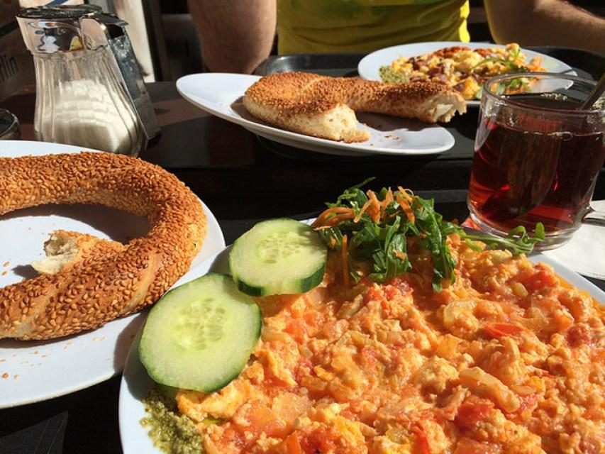 Flickr Kars Alfrink Turkey food Menemen