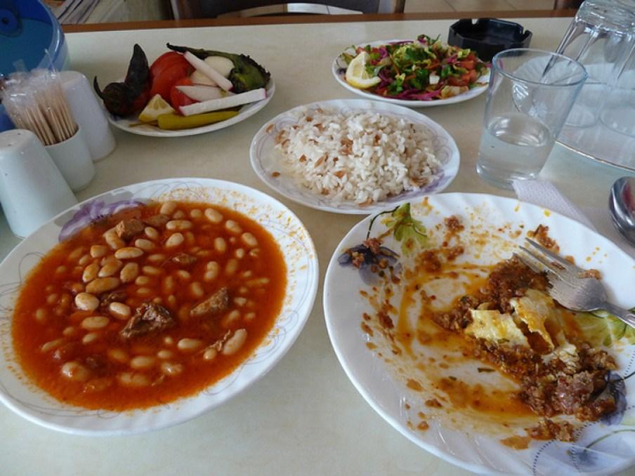Flickr Matt Krause Turkey food Kuru Fasulye
