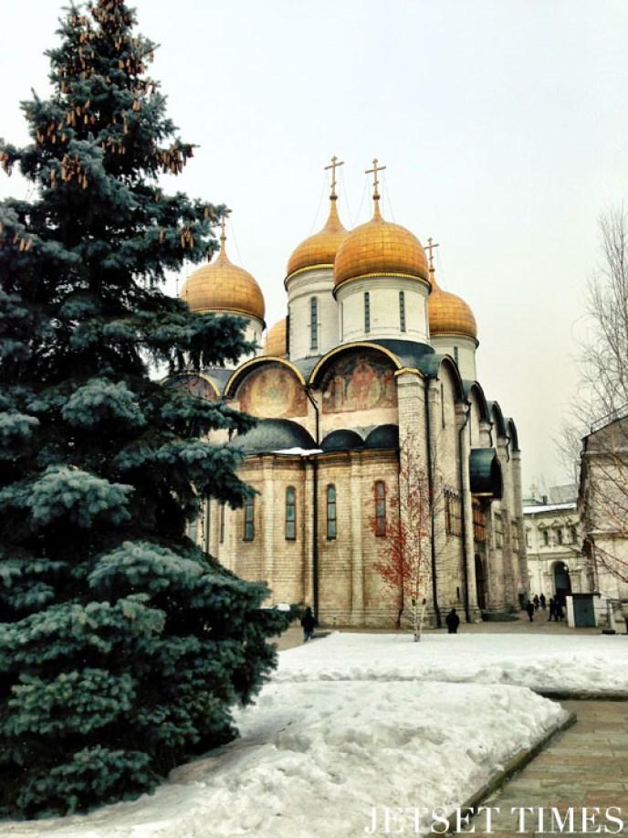 Kremlin, Moscow Russia