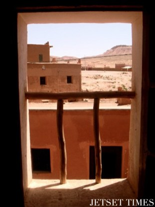 View from a beautiful boutique hotel (Tamdakhte, Morocco)