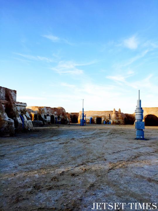 Tunisia Tozeur Star Wars