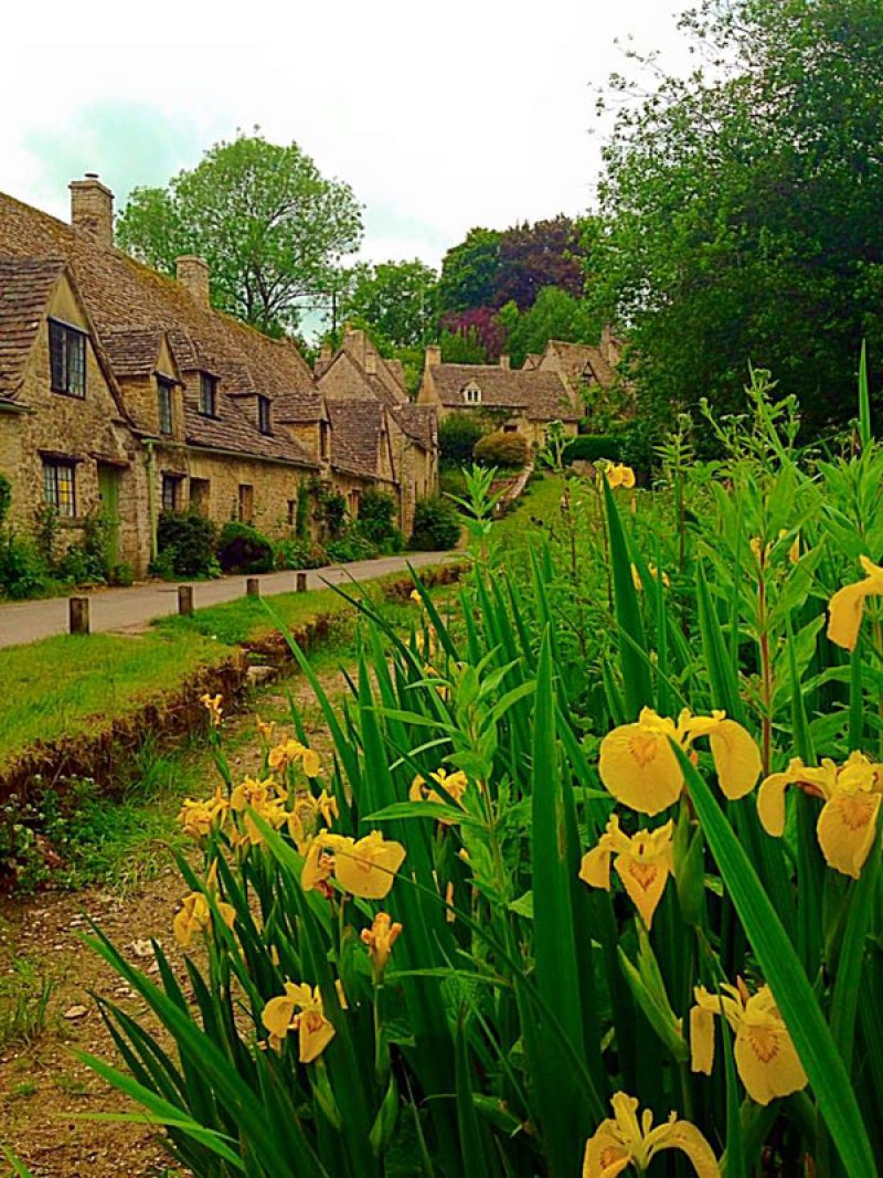 Bibury English village 4