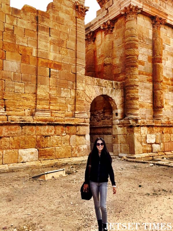 Tunisia Sbeitla archeological site