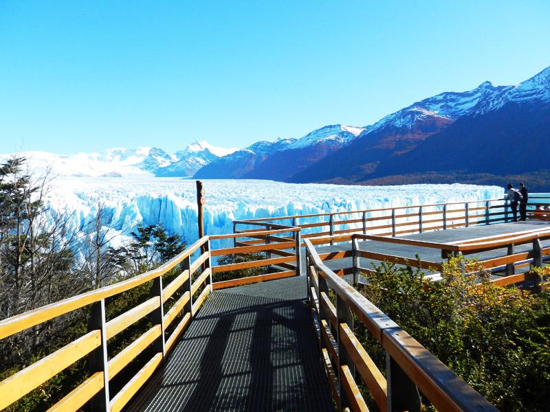 3 Glacier Perito Moreno (El Calafate)