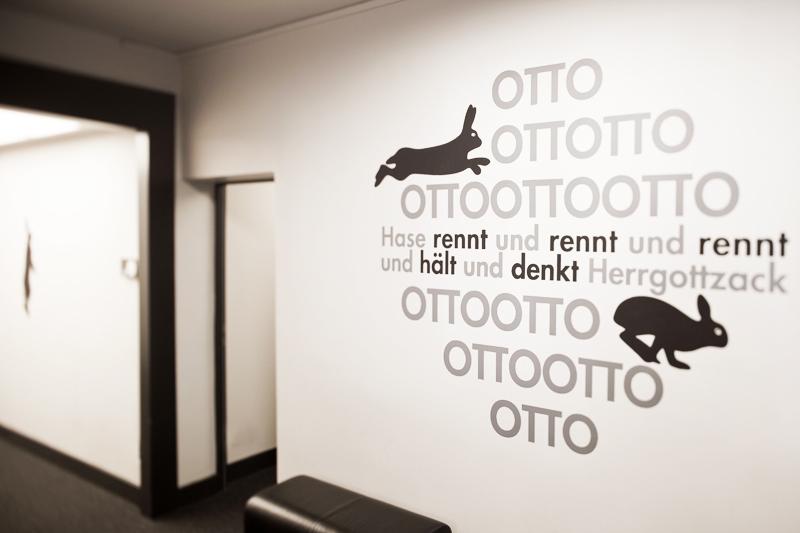 Hotel Otto Empfang 1