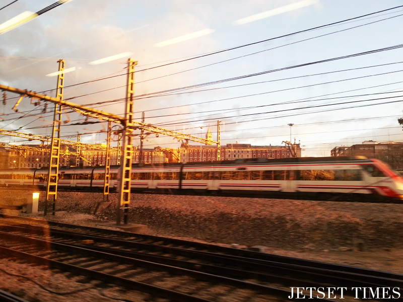 Madrid, Renfe trains
