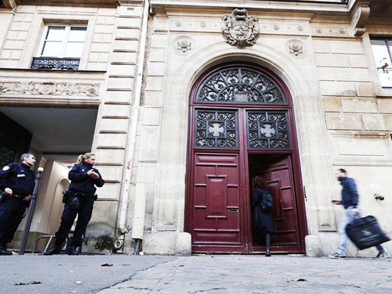 Peek Inside The No Address Hotel In Paris