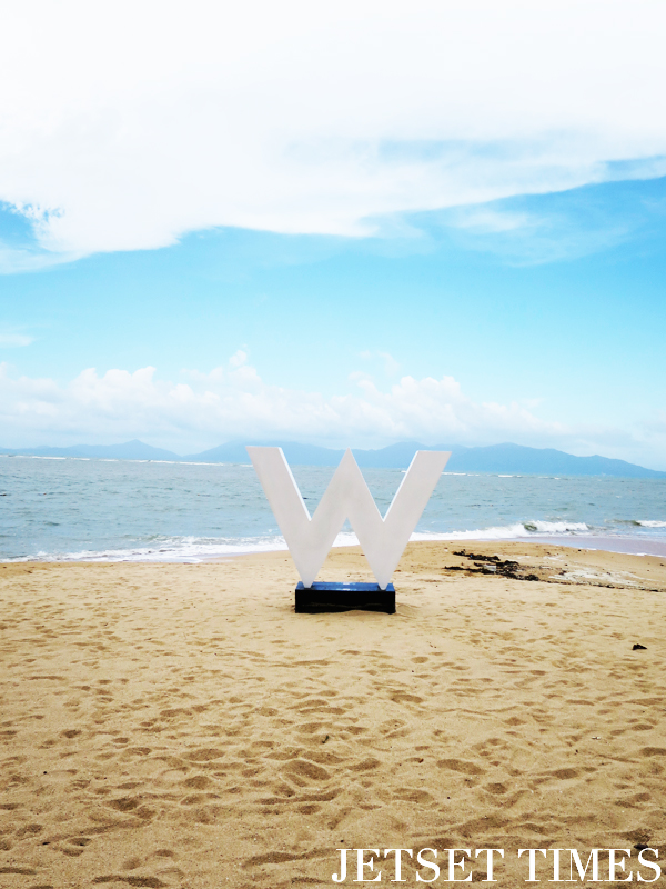 Treat yourself to a sexy tropical getaway at w retreat koh for Tropical getaways in december