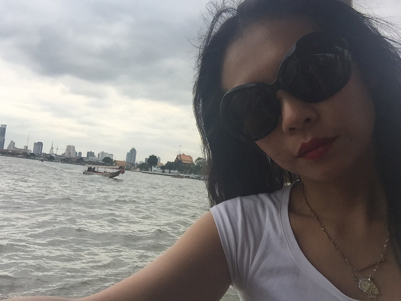 Ferry ride, Bangkok