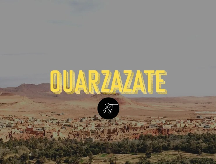 Ouarzazate Guide