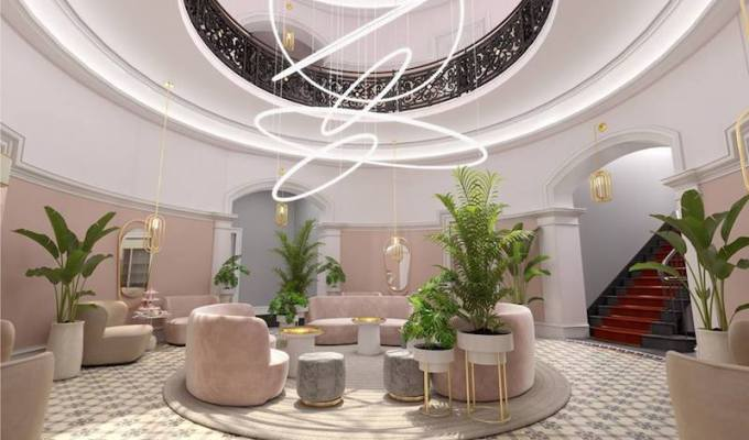 Virgin Hotels Lobby