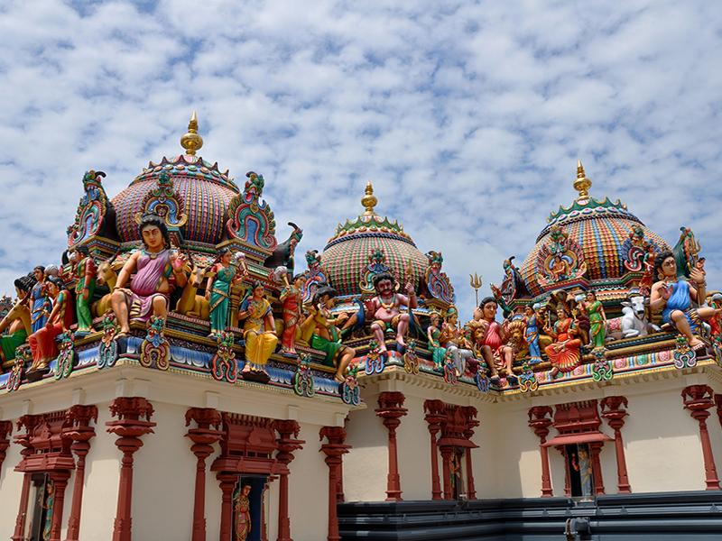 Singapore Temple