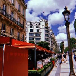 Champs-Élysees