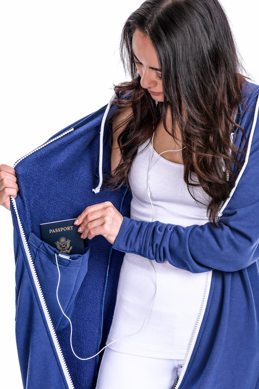 revpod travel loungewear