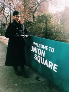 NYC Union Square Greenmarket