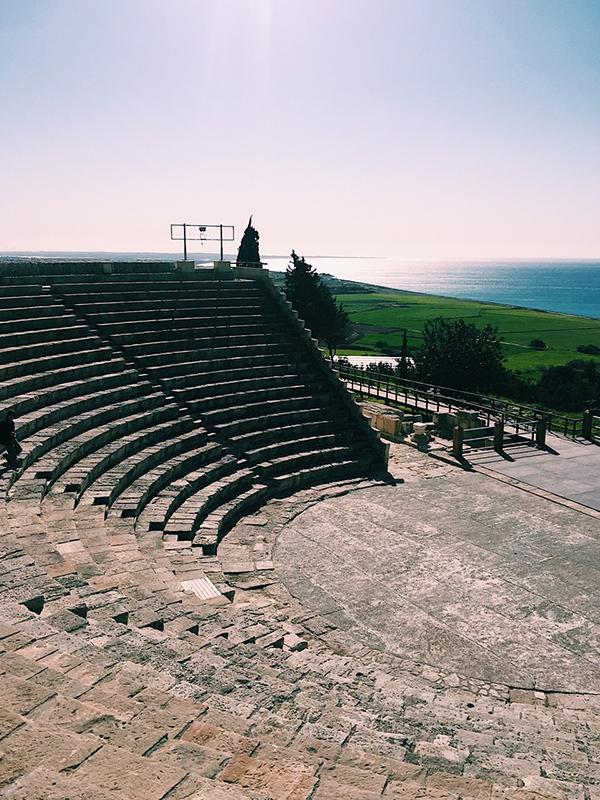 Kourion Theater.