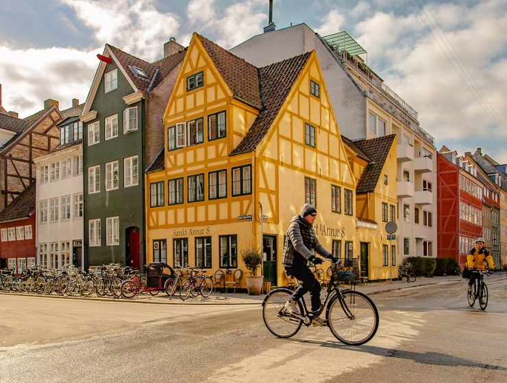 Christianshavn. Lucas Koblua