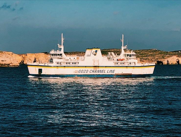 Gozo Island ferry