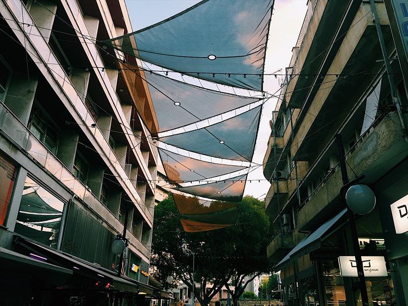 Ledra Street, Cyprus.