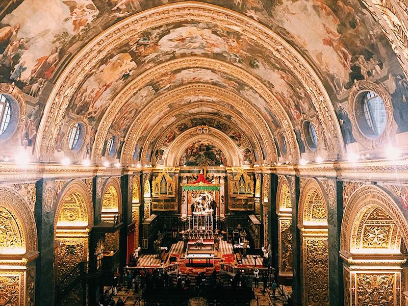 St. John's Cathedral Malta