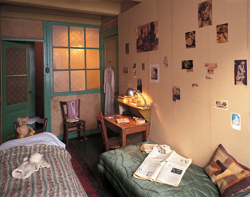 Facebook Anne Frank House