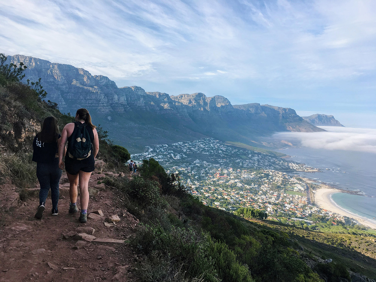 Cape Town hike