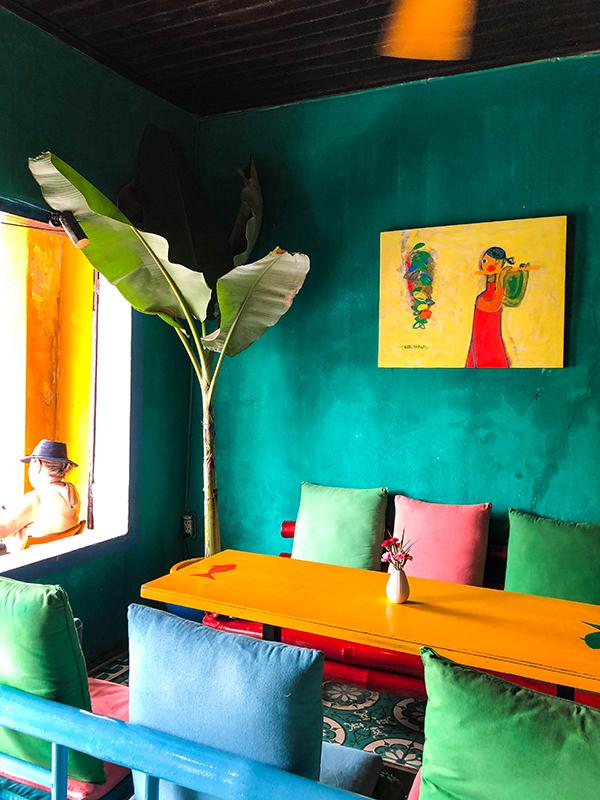 Mango Rooms.