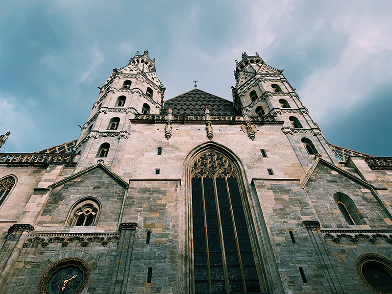 St. Stephen's Cathedral.