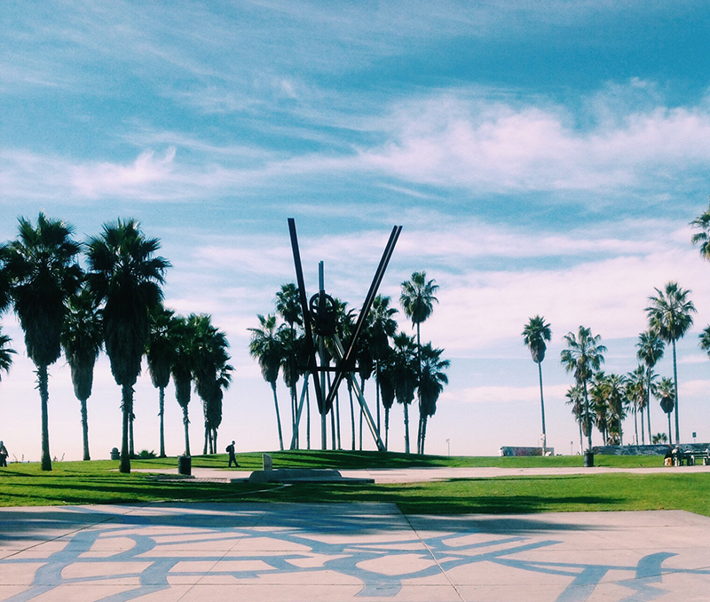 Venice Beach - Los Angeles.