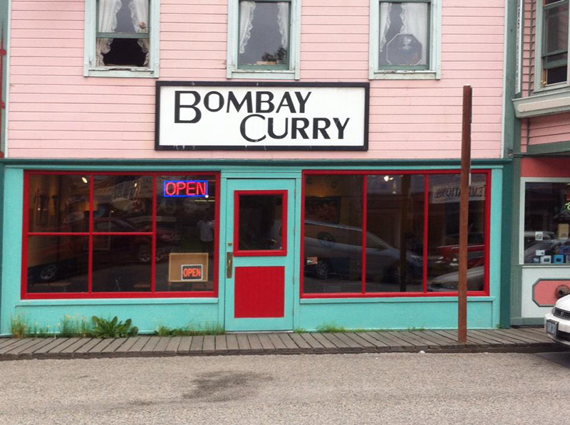 Facebook Bombay Curry
