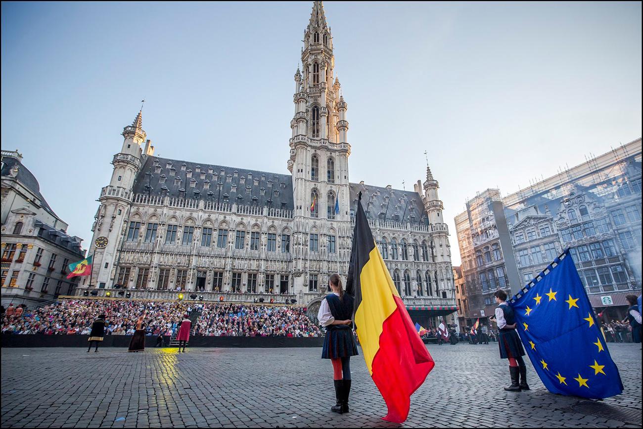 Visit Brussels