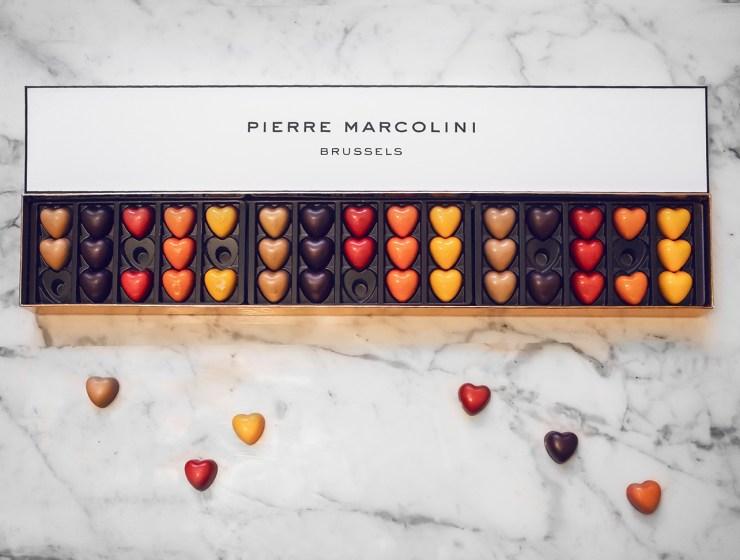 Facebook Pierre Marcolini.