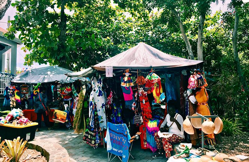 shop St. John souvenir