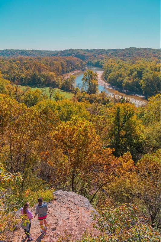 Castlewood State Park. Facebook Visit Missouri