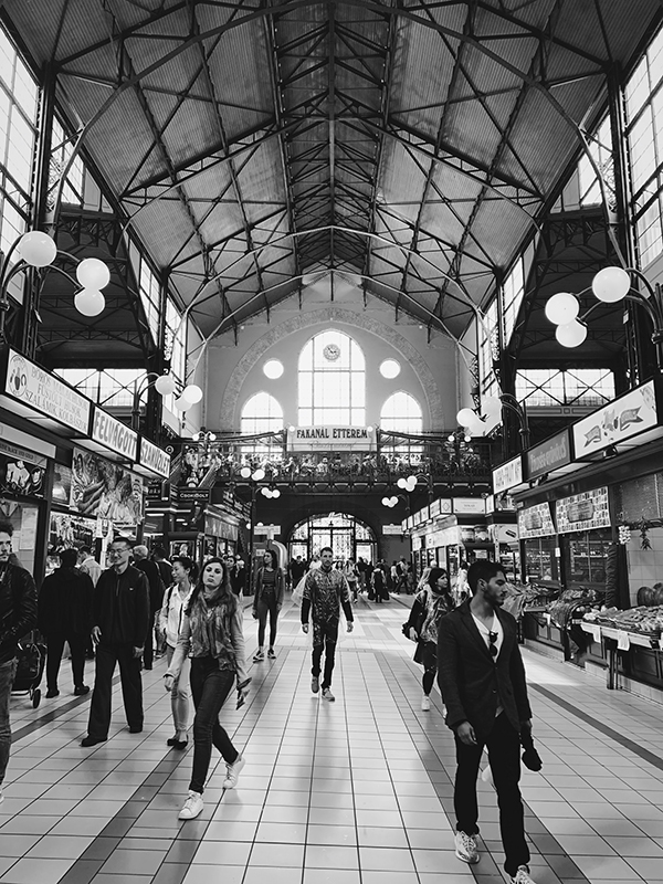 Central Market Hall.