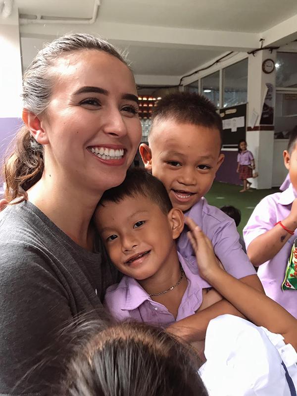 Volunteering Cambodia