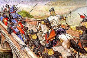 Mongols Invade Hungary