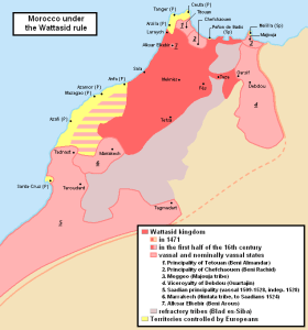 The Sa'adi defeated the Wattasid Berber Dynasty which ended Berber rule
