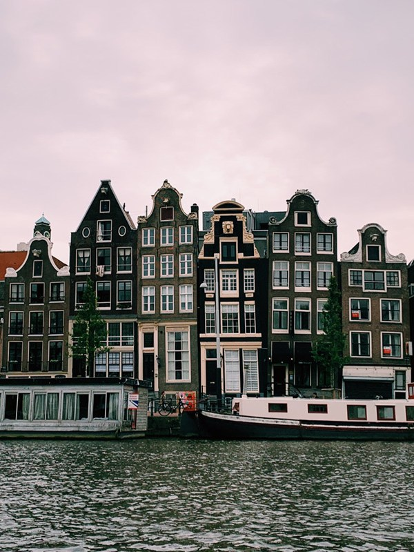 Amsterdam neighborhoods