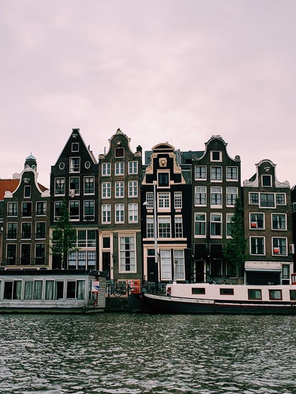 Amsterdam neighborhoods