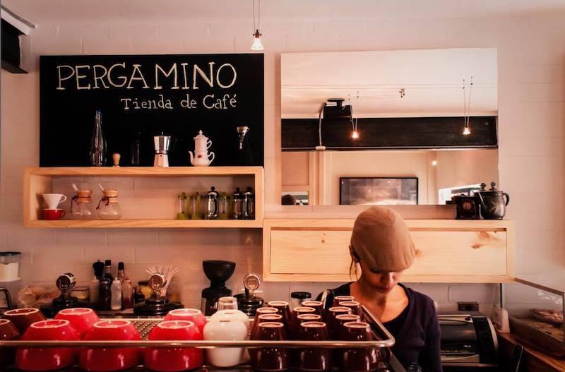 Pergamino Café