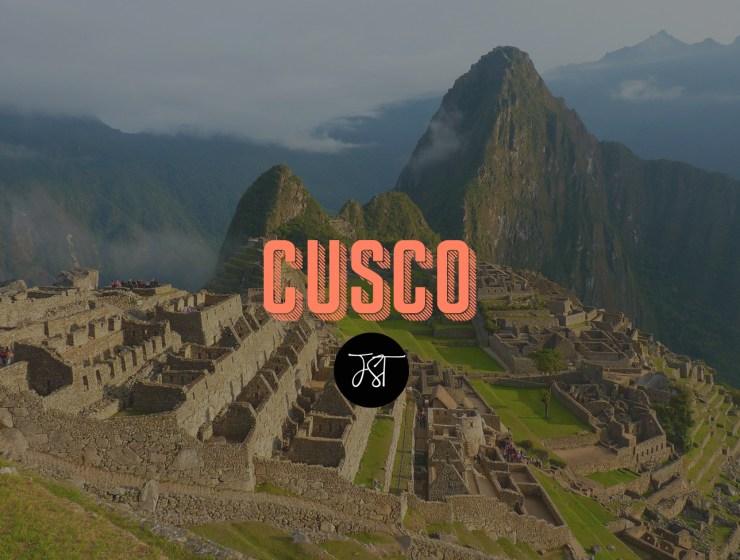 Cusco Guide.
