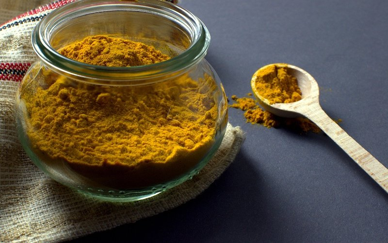 turmeric indian spices