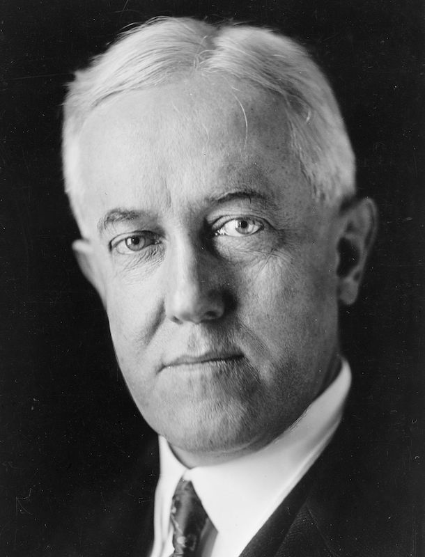 Ambassador John W. Davis of West Virginia