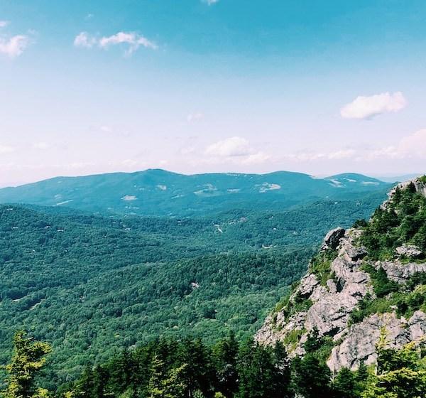 Grandfather mountain.
