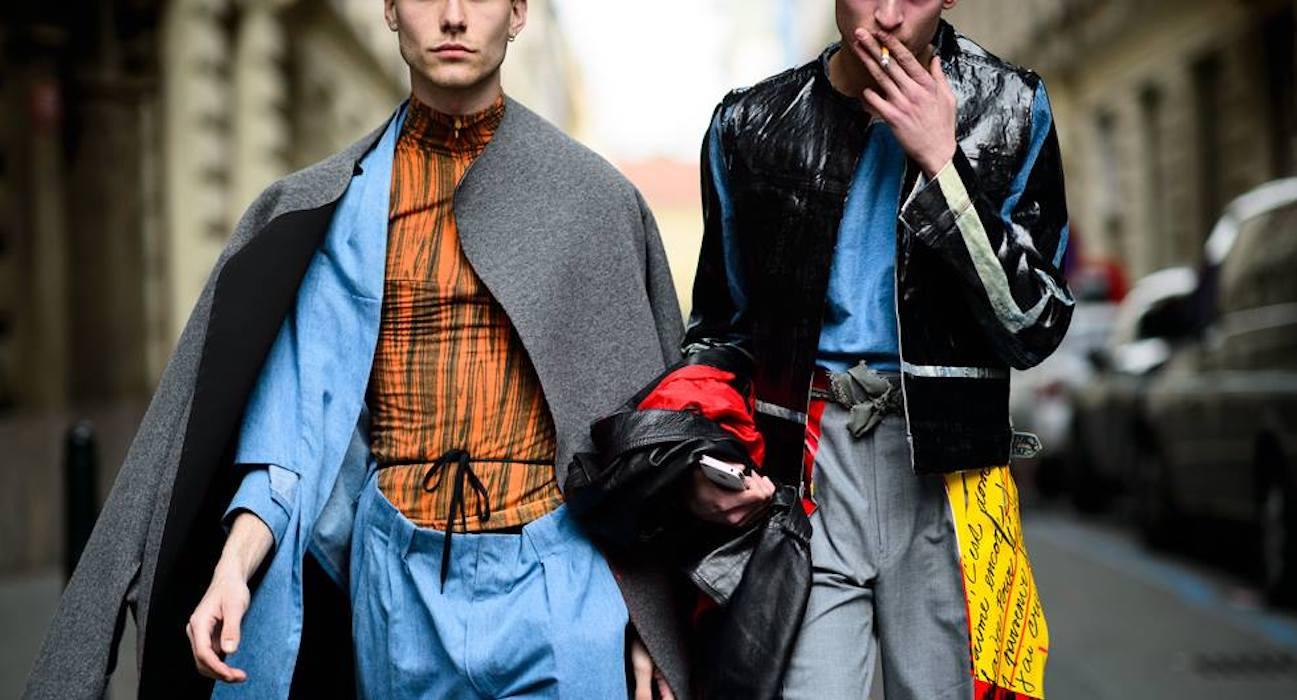Jakub Polanka Czech fashion