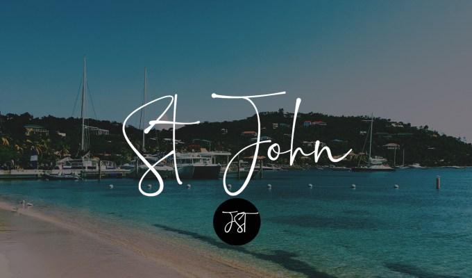 St. John travel guide