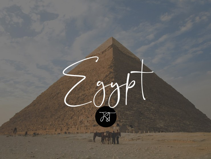 Egypt Travel Guide Book Archives Jetset Times